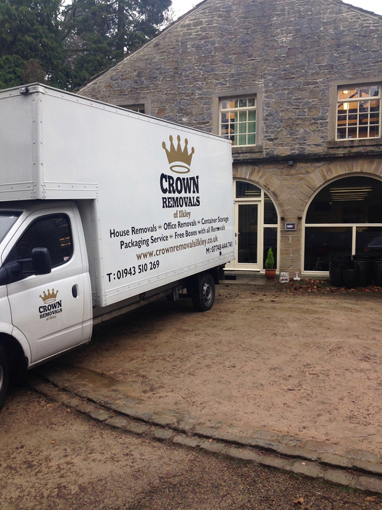 House Removal in Burley in Wharfedale